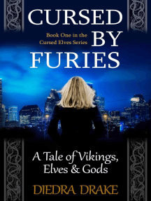 Cursed by Furies: A Tale of Vikings, Elves and Gods: The Cursed Elves, #1