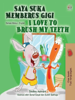 Saya Suka Memberus Gigi I Love to Brush My Teeth