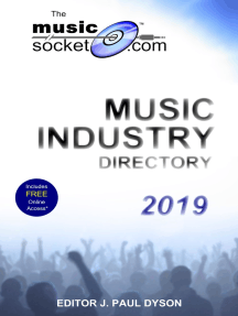 The MusicSocket.com Music Industry Directory 2019