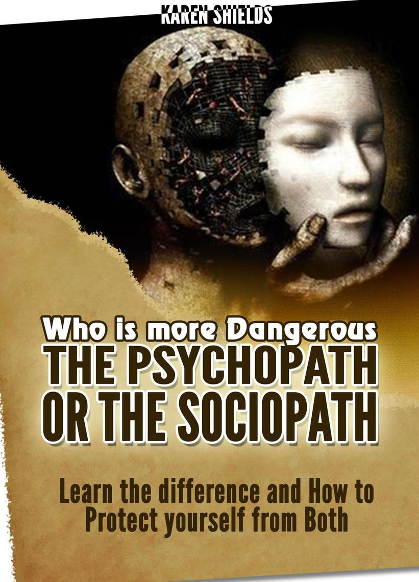 Vs psychopath sociopath Sociopath vs.