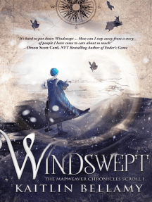 Windswept: The Mapweaver Chronicles, #1