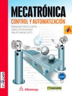 MECATRÓNICA CONTROL Y AUTOMATIZACIÓN