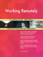 Working Remotely A Complete Guide - 2020 Edition