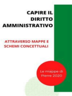 Capire il diritto amministrativo: attraverso schemi, mappe concettuali e schede