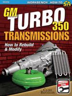 GM Turbo 350 Transmissions