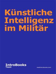 Künstliche Intelligenz im Militär