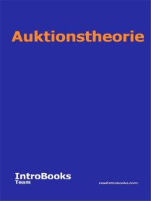 Auktionstheorie