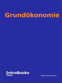Grundökonomie