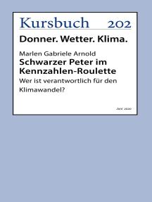 Schwarzer Peter im Kennzahlen-Roulette: Wer ist verantwortlich für den Klimawandel?