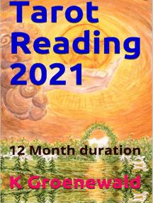 Tarot Reading 2021: Daily Tarot 001, #2