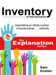 Inventory of the Universe: The Explanation, #1