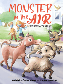 Monster in the Air: A Children's Storybook on the Coronavirus