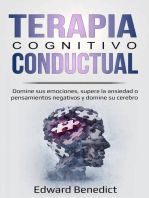 Terapia Cognitivo Conductual: Psicología Aplicada
