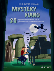 Mystery Piano: 20 Mysterious Easy Piano Pieces