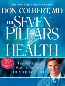 Seven Pillars Of Health: The Natural Way To Better Health For Life