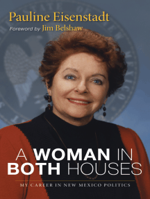 A Woman in Both Houses: My Career in New Mexico Politics