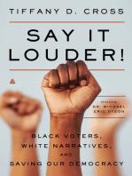 Say It Louder!