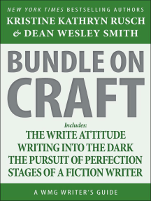 Bundle on Craft: A WMG Writer's Guide: WMG Writer's Guides, #19