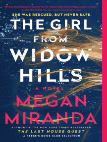 The Girl from Widow Hills: A Novel