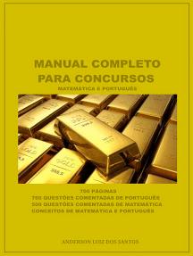 Manual Completo Para Concursos
