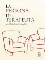 La persona del terapeuta