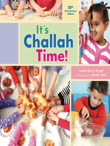 It's Challah Time!: 20th Anniversary Edition