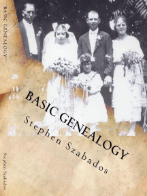 Basic Genealogy: Saving Your Family History