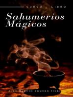 Sahumerios Mágicos Curso: Libro