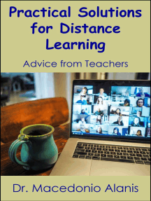 Practical Solutions for Distance Learning: Advice from Teachers