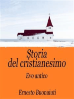 Storia del Cristianesimo Vol.1
