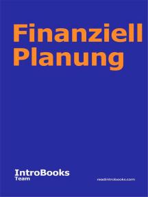 Finanziell Planung