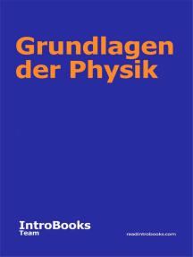 Grundlagen der Physik
