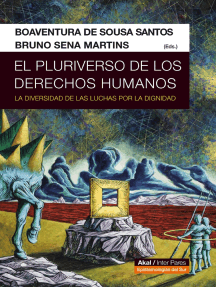 El pluriverso de los derechos humanos: La diversidad de las luchas por la dignidad