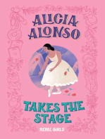 Alicia Alonso Takes the Stage