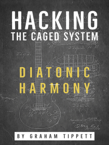 Hacking the CAGED System: Diatonic Harmony