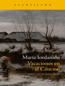 Vacaciones en el Cáucaso