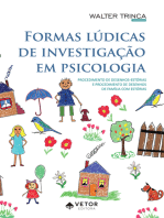 Formas lúdicas de investigação em psicologia:: Procedimento de Desenhos-Estórias e Procedimento de Desenhos de Família com Estórias