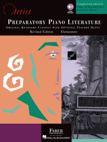 Preparatory Piano Literature: Developing Artist Original Keyboard Classics Original Keyboard Classics with opt. Teacher Duets