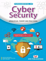 Fundamental of Cyber Security: Principles, Theory and Practices