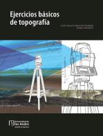Ejercicios básicos de topografía