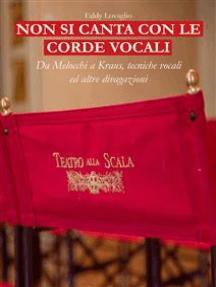Non si canta con le corde vocali