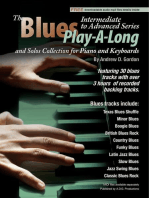 Blues Play-A-Long and Solos Collection for Piano/Keyboards Intermediate-Advanced Level