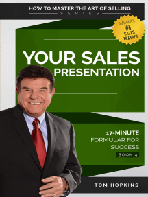 Your Sales Presentation: 17-Minute Formula for Success