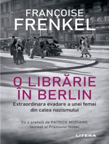 O librărie în Berlin: Extraordinara evadare a unei femei din calea nazismului