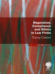 Regulation, Compliance and Ethics in Law Firms: Second Edition