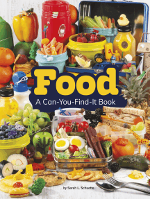 Food: A Can-You-Find-It Book