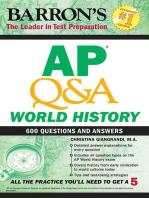 AP Q&A World History