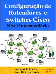Configuração De Roteadores E Switches Cisco Nível Intermediário