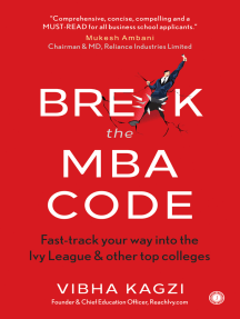 Break the MBA Code
