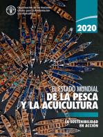 El estado mundial de la pesca y la acuicultura 2020
